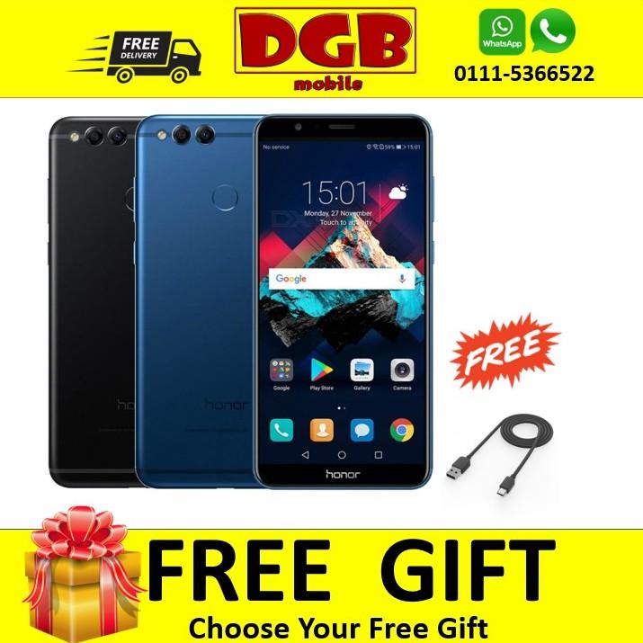 [Free Gift]Honor 7X (4GB+64GB) Honor Malaysia Warranty