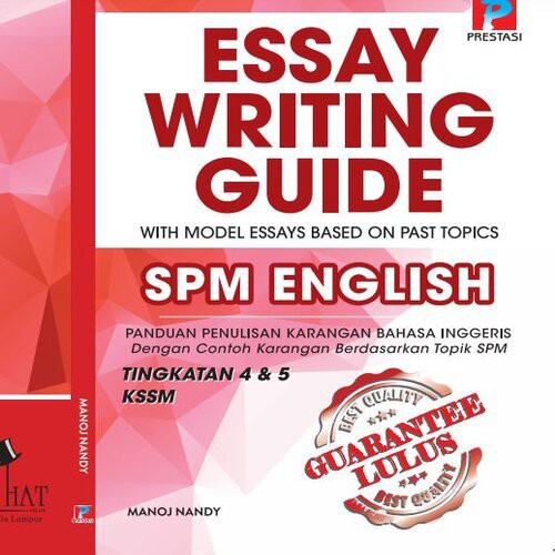 Guarantee Lulus: Essay Writing Guide SPM English With 60 Comprehensive Model Essays NEW 2020 (Ready Stock)