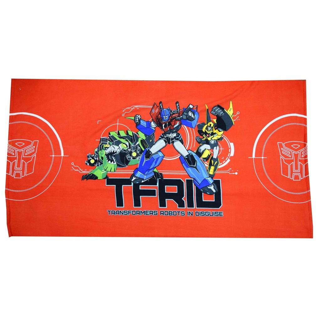 "Microfiber Towel 27""x54"" - Transformers Red"