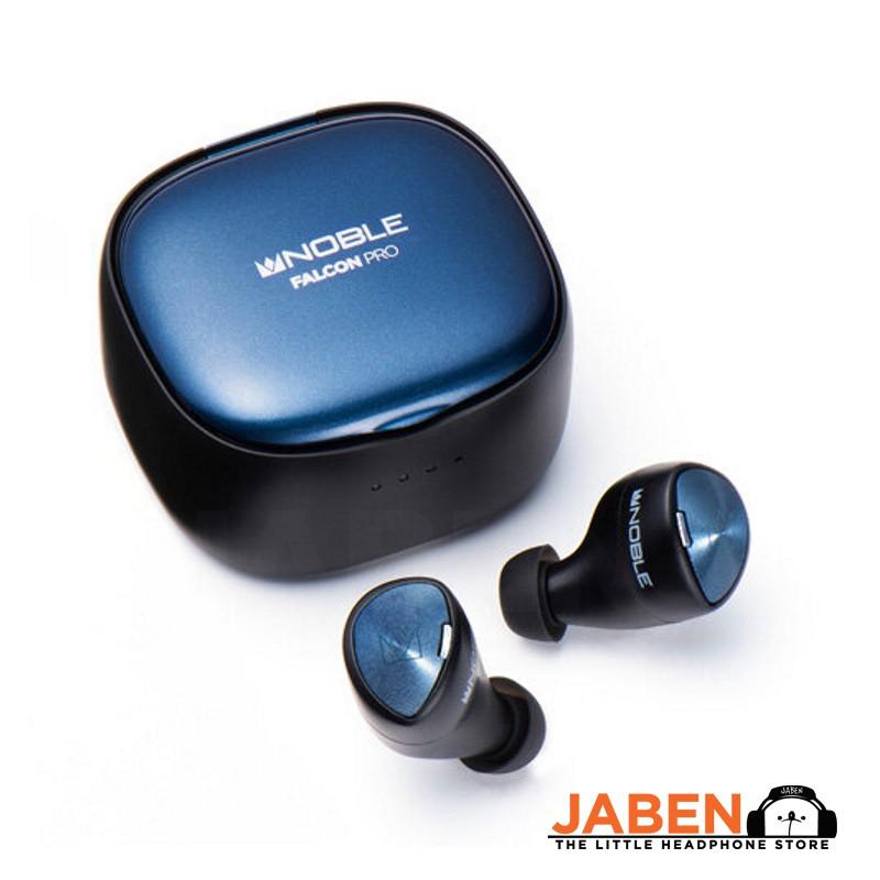 Noble Falcon Pro Triple Driver Hybrid 2BA + 1DD aptX 10+30 Battery IPX5 Type-C QCC3040 TWS In-Ear Earphones [Jaben]