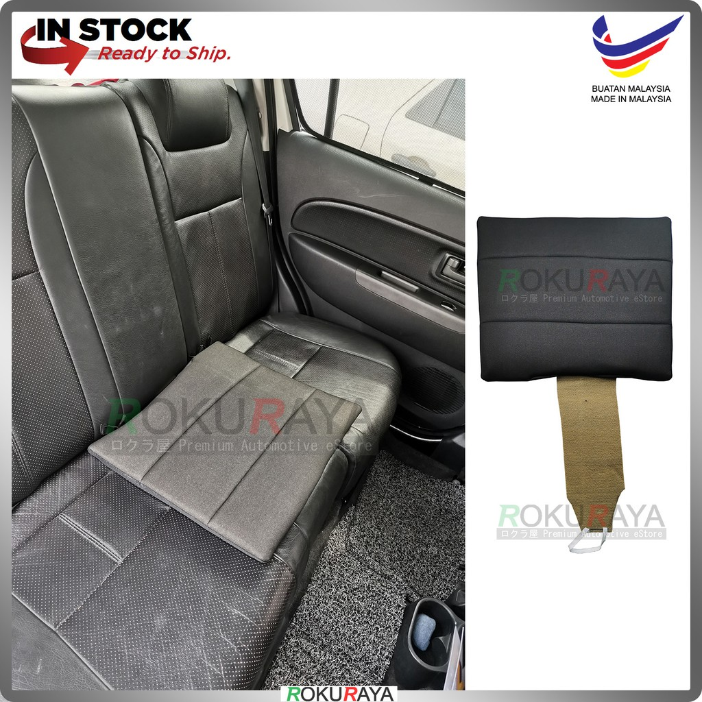 Universal Automobile Cool Leather Coolmax Cushion Cover Car Seat Top Up Mat