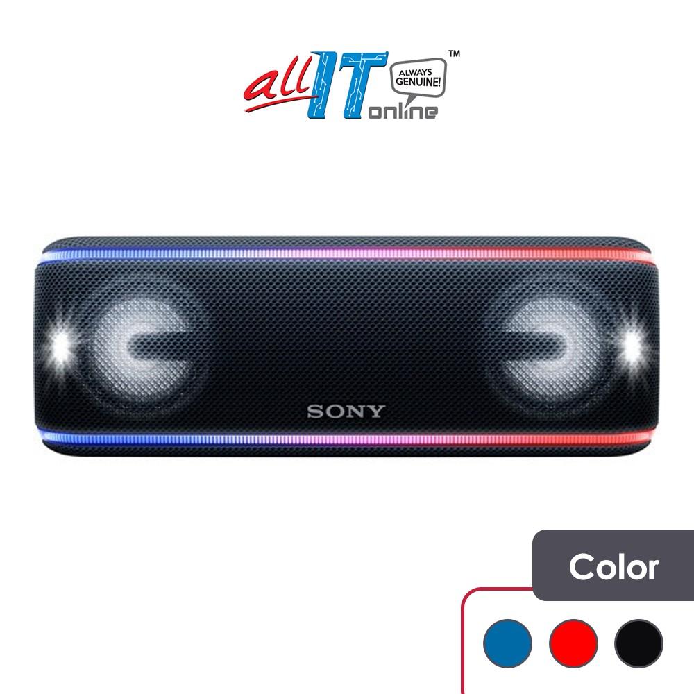 Sony SRS-XB41 Extra Bass Portable Bluetooth Speaker