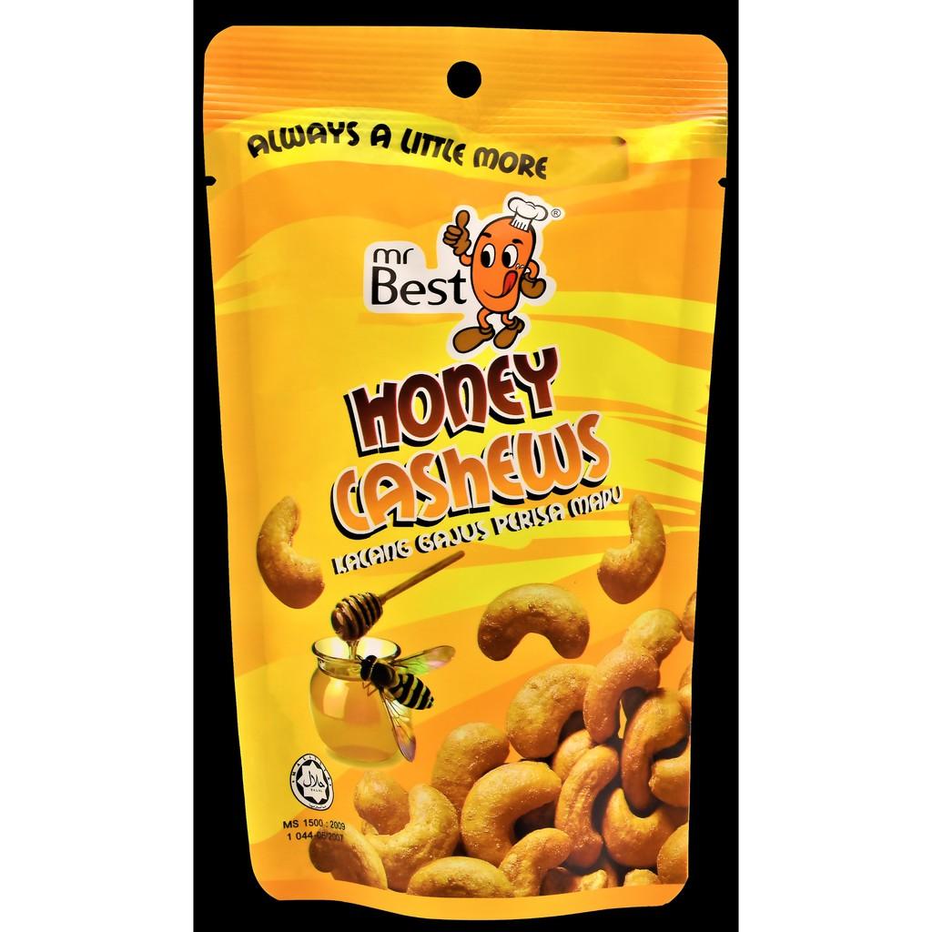 Mr Best Honey Cashew Nut 60g
