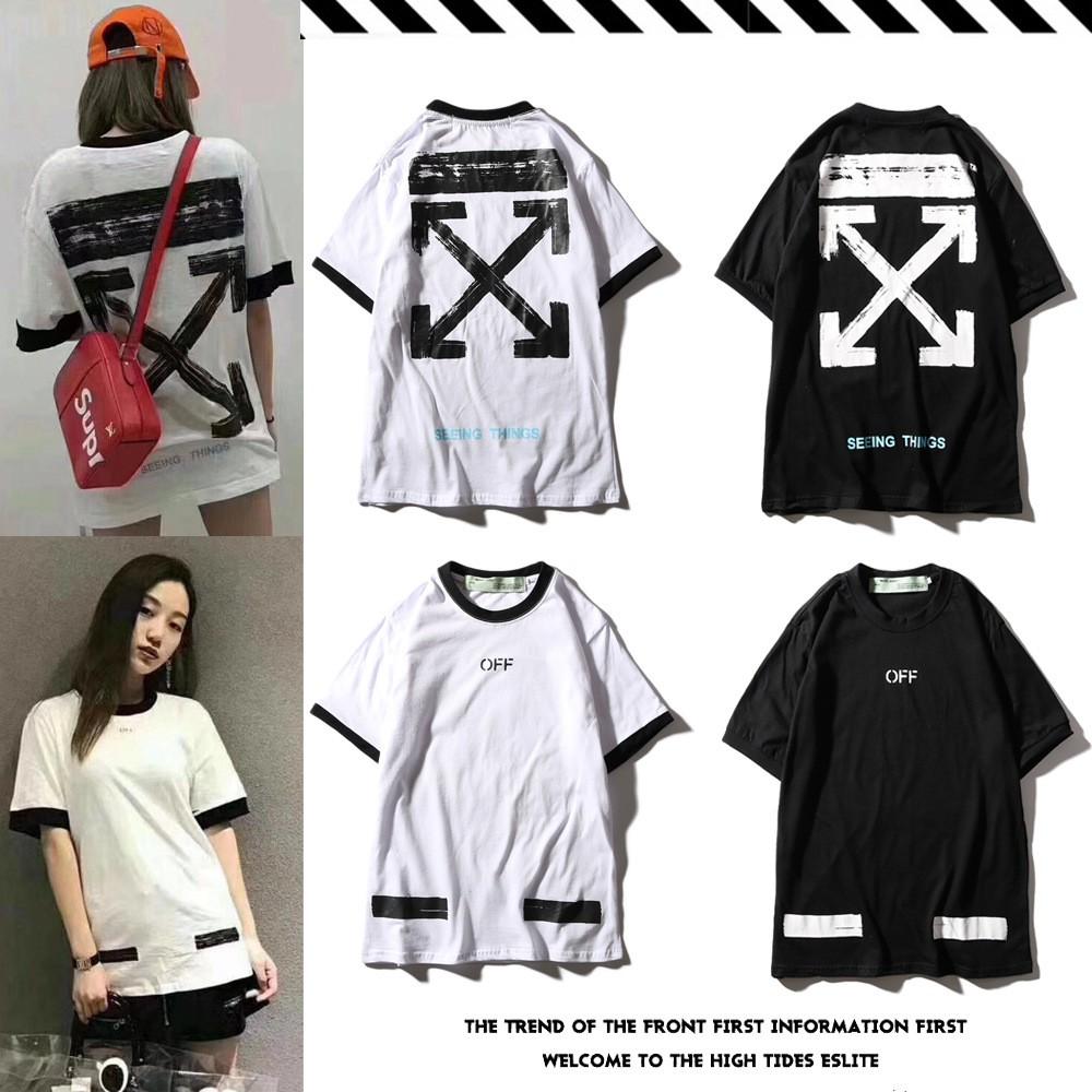 4a2e4e265 urple Pink Wings MB Ice Curtain Wings Cotton Short Sleeve T-Shirt Couple T- Shirt | Shopee Malaysia