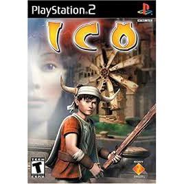 PS2  ICO [Burning Disk]