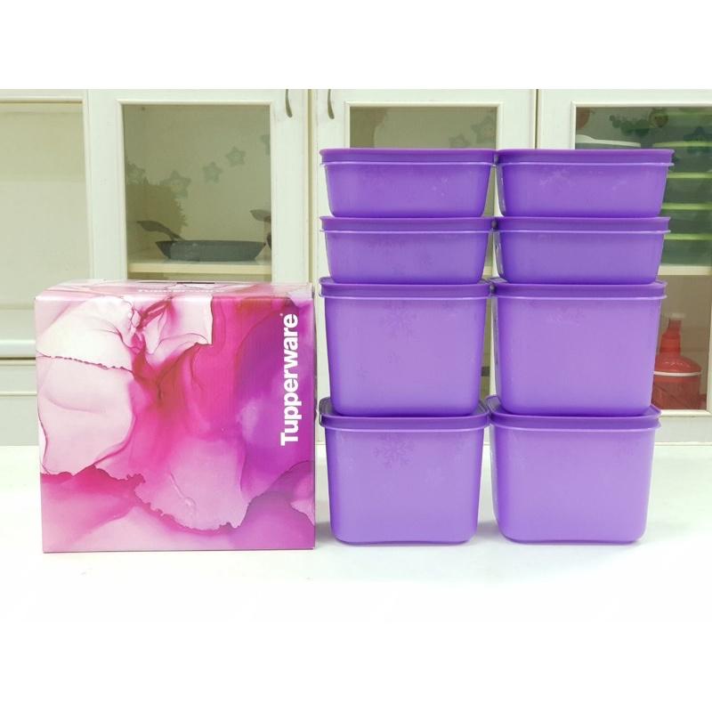 FridgeSmart Medium or Mini/Rectangular Clearmate Set/ Bekas Plastik Tupperware/ Bekas Sayuran & Buah/ Bekas Makanan Bayi