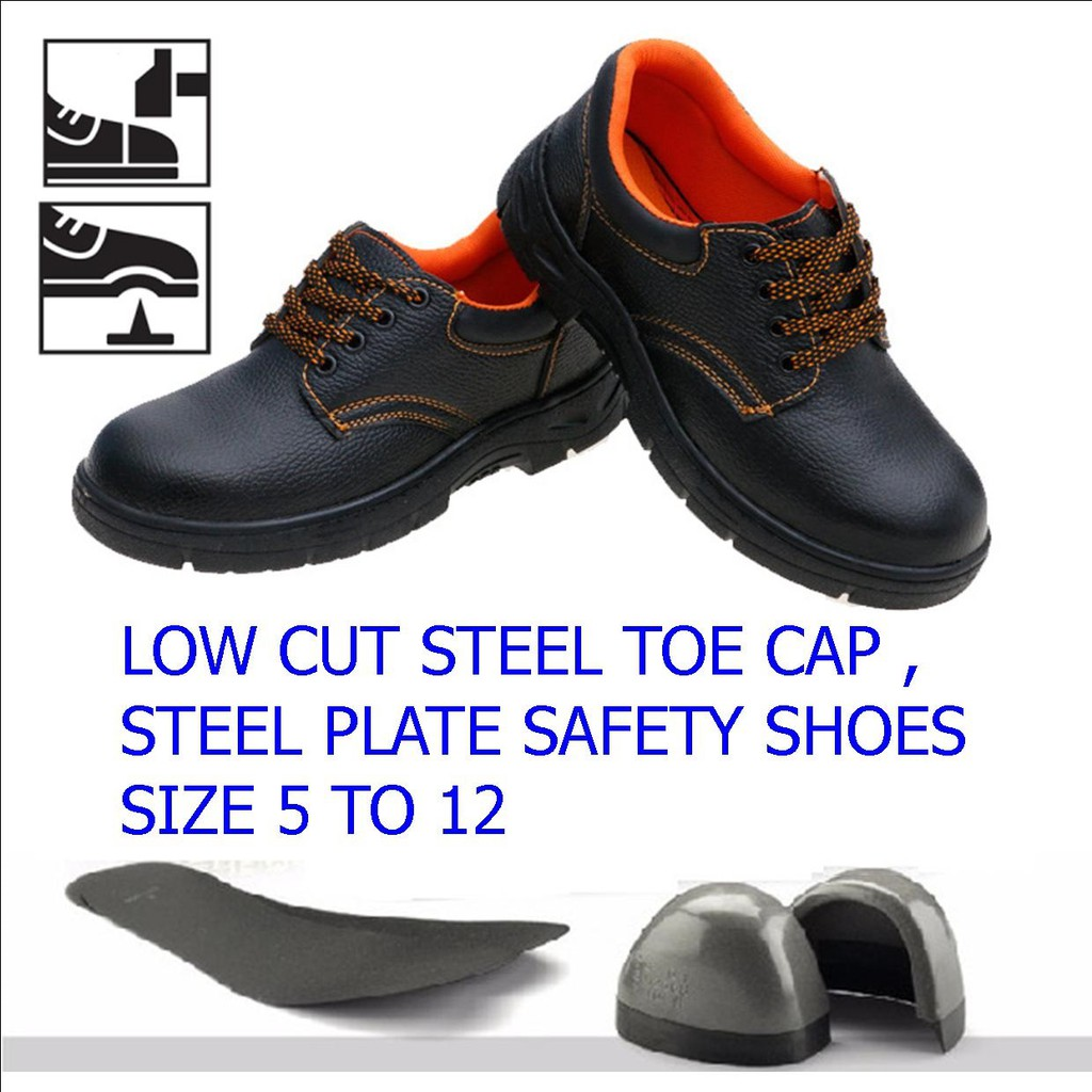 7bde2d1ef7438 PROWESS HEAVY DUTY SAFETY SHOES / SAFETY BOOTS (MADE IN MALAYSIA) | Shopee  Malaysia