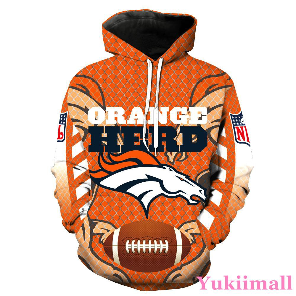 55475e903 ProductImage. ProductImage. European American football team printed hooded  pocket hooded sweater men hooded