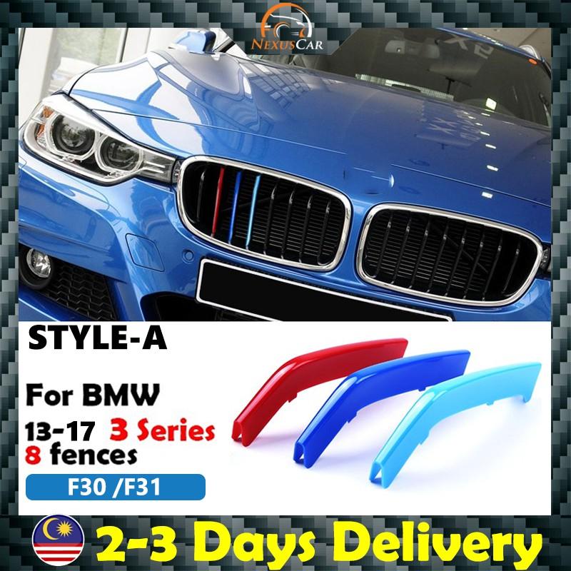 10x BMW 5 Series E60 E61 FRONT DOOR TRIM CARD PANEL CLIPS RED PLASTIC INTERIOR