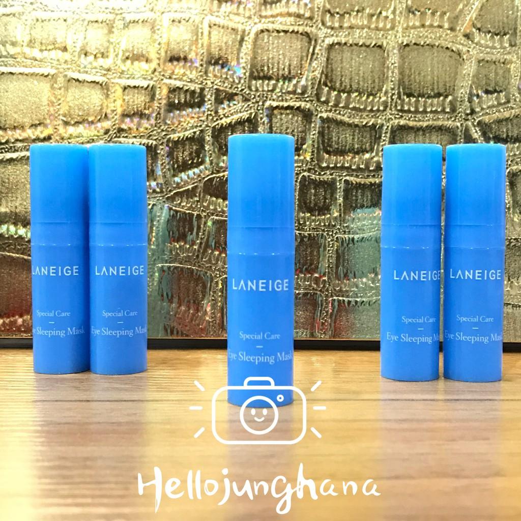 Laneige Eye Sleeping Mask 5ml Shopee Malaysia