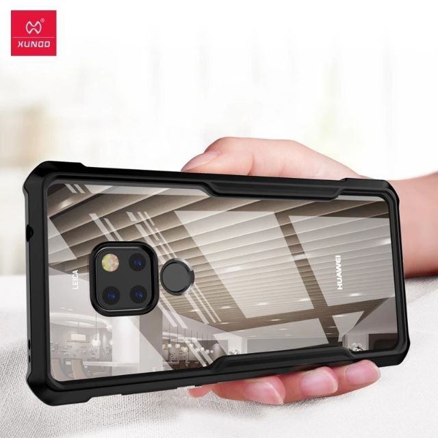 XUNDD Shockproof phone case for  Huawei Mate 20 Pro Mate 20 Mate 20 X With Airbags Protective