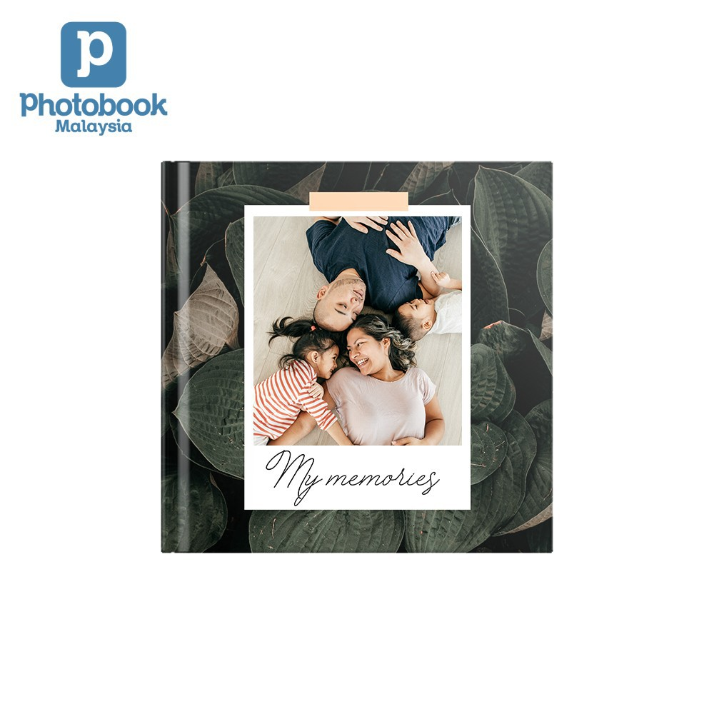 "Photobook Malaysia Mini Square Softcover Photobook (6"" x 6"")"