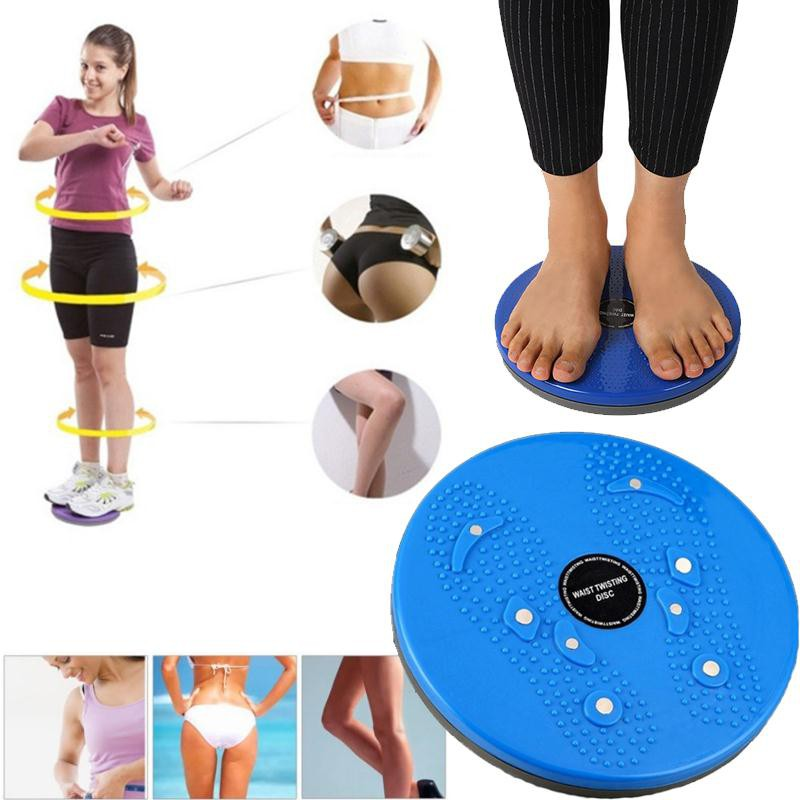 Fitness Body Waist Hip Twisting Slimming & Healthy Foot Massage Board