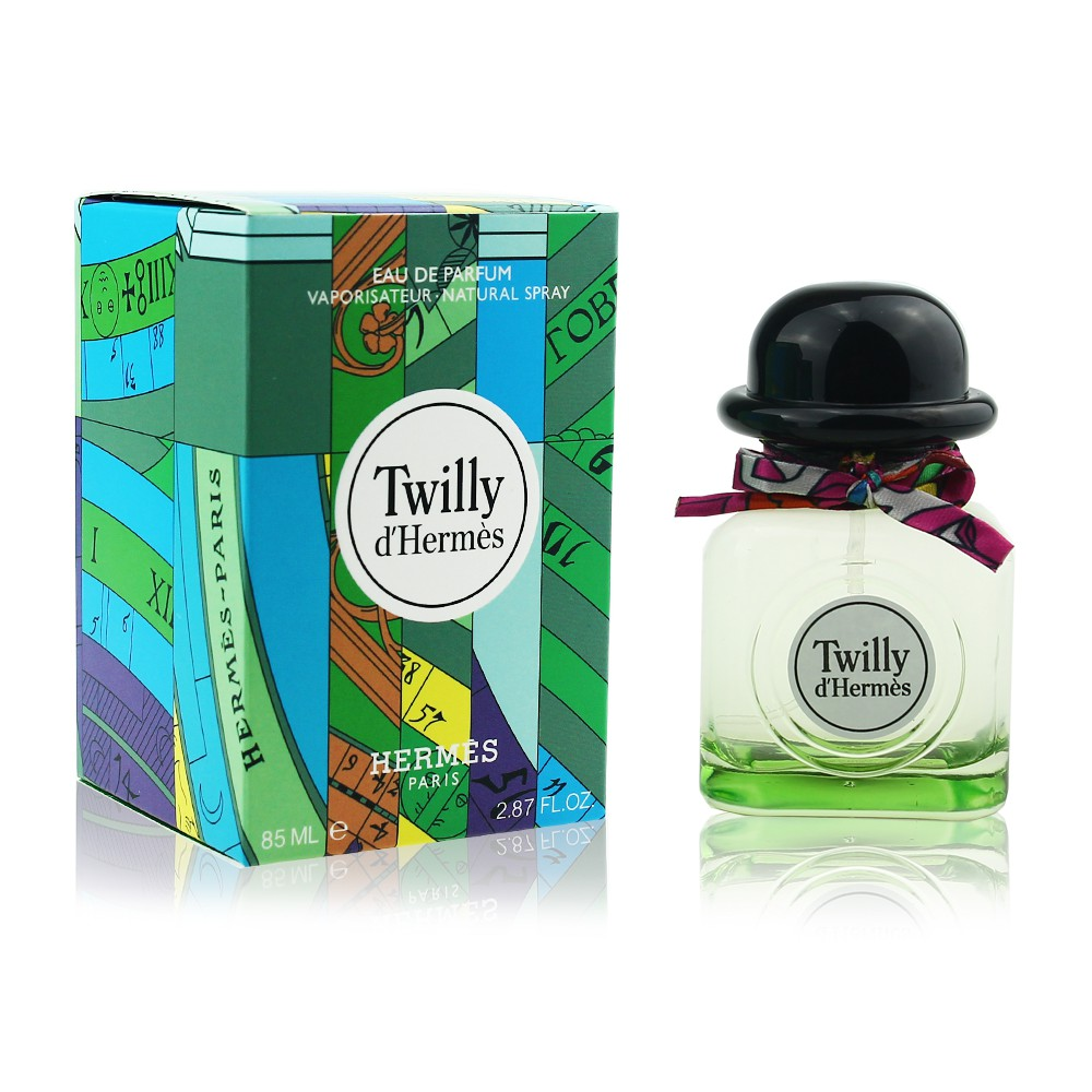 Hermes Twilly Dhermes For Unisex 85ml Green Eau De Parfum