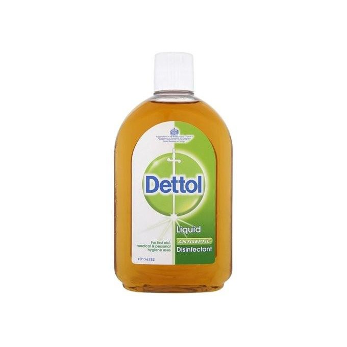 Dettol Antiseptic Liquid 50ml X 10