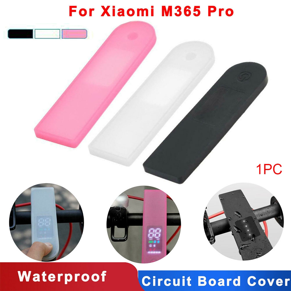 Dashboard Cover Accessories Waterproof Silicone Easy Install For Xiaomi  M365 Pro