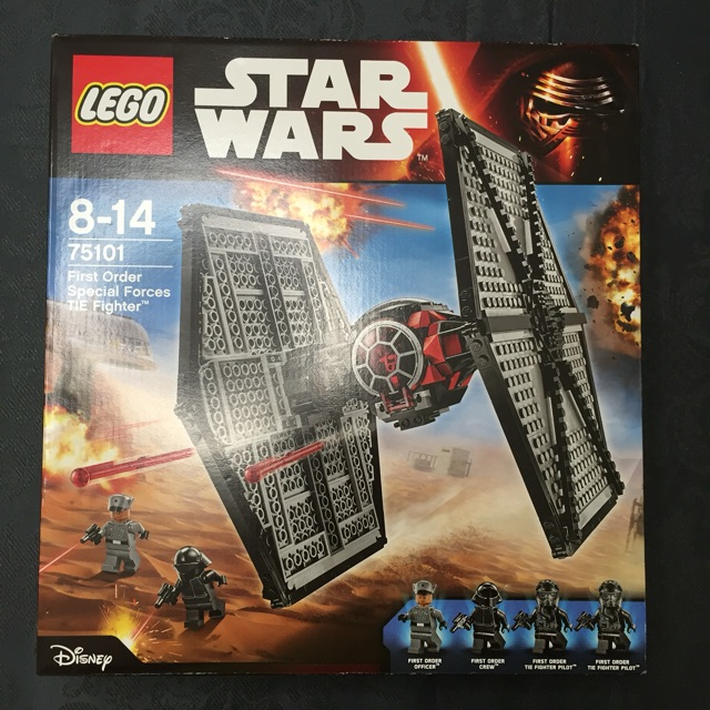Tie 75101First Forces Lego Star Wars Fighter Order Special OkPXuZi