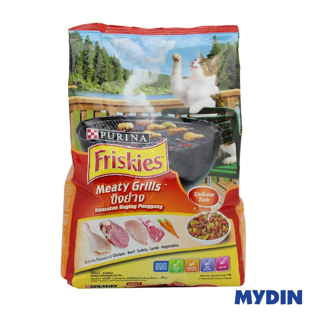 Friskies Adult Meaty Grill (1.2Kg)