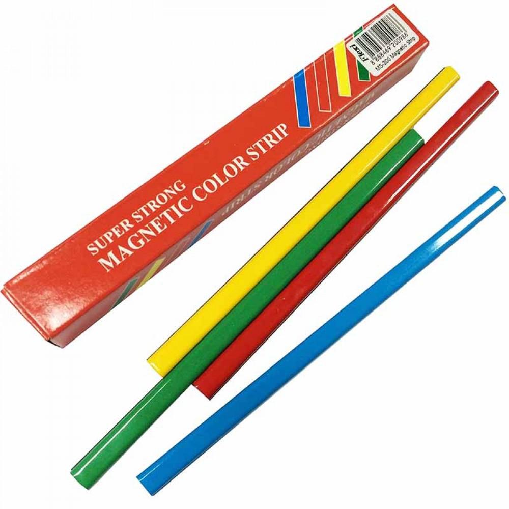 Astar MS200 Magnet Strip Magnetic Bar Whiteboard Magnetic Strip Bar / Magnetic Color Strip / 白板磁铁条