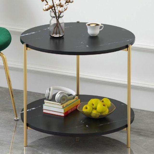 Sensational 2 Layer Coffee Table Marble Design Machost Co Dining Chair Design Ideas Machostcouk