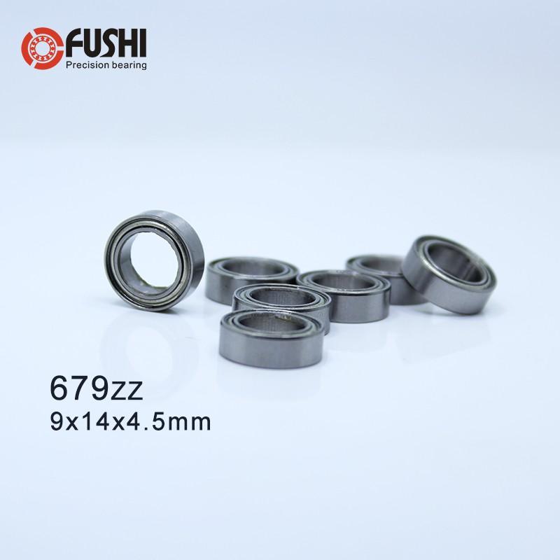 6806ZZ Metal Shielded PRECISION Ball Bearing Set 6806z 10 PCS 30x42x7 mm