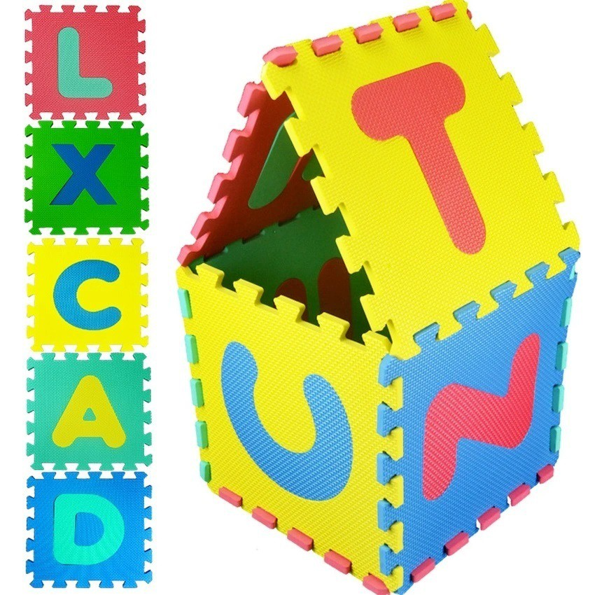🔥🔥CLEARANCE🔥🔥 LAST STOCK!!! Soft EVA Foam Mat Alphabet Puzzle - 26 pcs