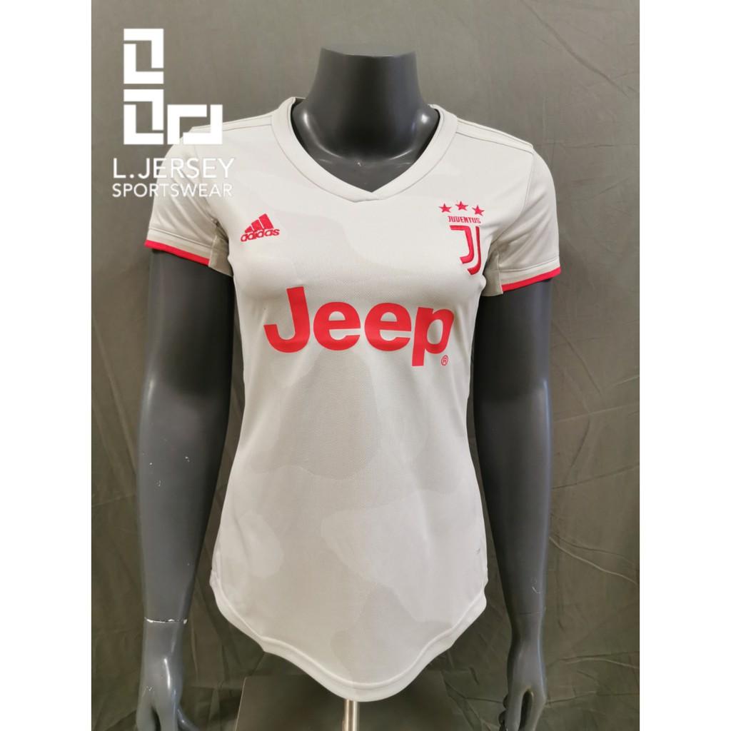 Juventus Women Away Season 19/20 CLIMALITE Fans Jersey