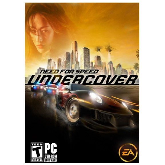 NEED FOR SPEED UNDERCOVER [PC DIGITAL DOWNLOAD]