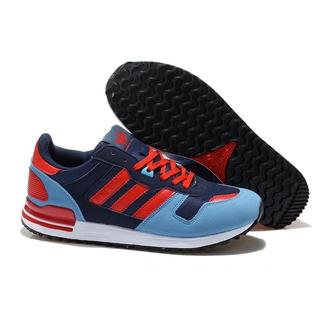 Adidas Originals Zx700 Blue Orange Skyblau M18255, Adidas