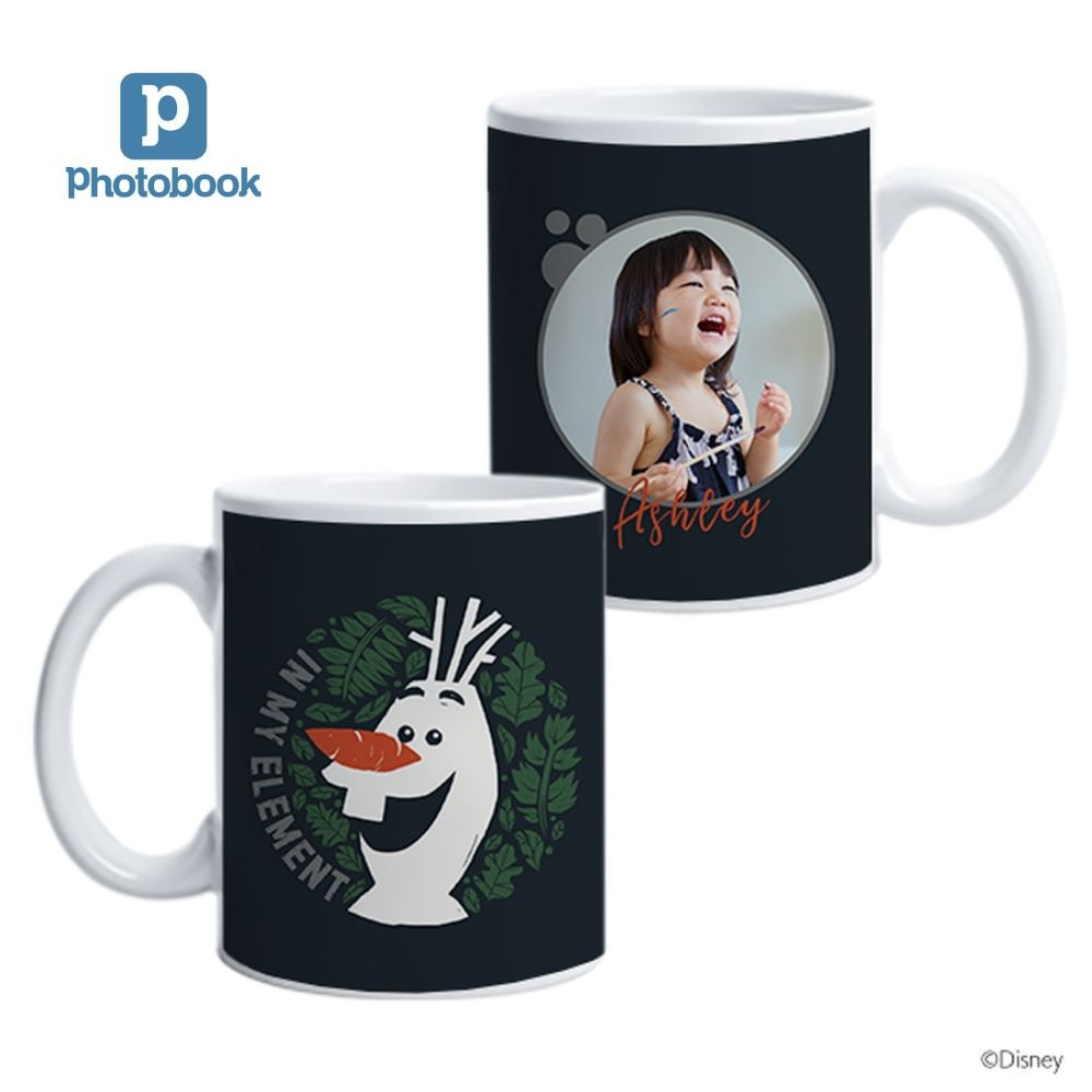 Photobook Malaysia Disney Frozen II Single Photo Mug