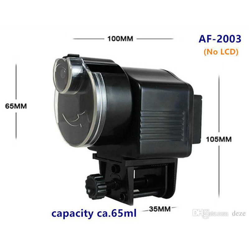 """*SHIP 1DAY from MALAYSIA"""" Auto Aquarium Fish Feeder Timer AF2003 FREE Gift"""
