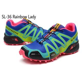 Salomon Speedcross 3 Woman Trekking Hiking Shoe Shipping from Malaysia
