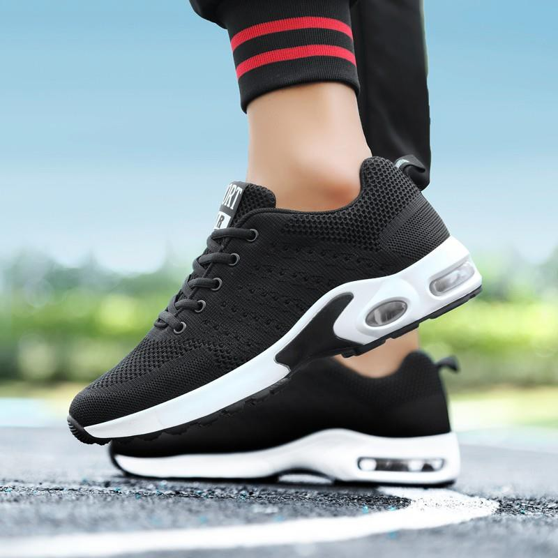 634bb4da2bd ProductImage. ProductImage. Ready stock Men s Fashion Sneakers Casual  Running shoes Breathable Sports shoes