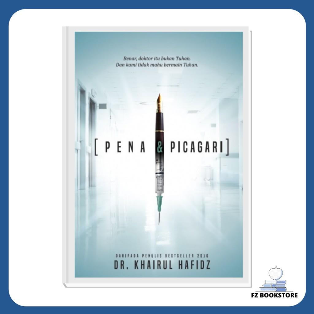 Pena & Picagari - Dr. Khairul Hafidz - Doktor Ubat Mitos Kejahilan Masyarakat Kesihatan Motivasi