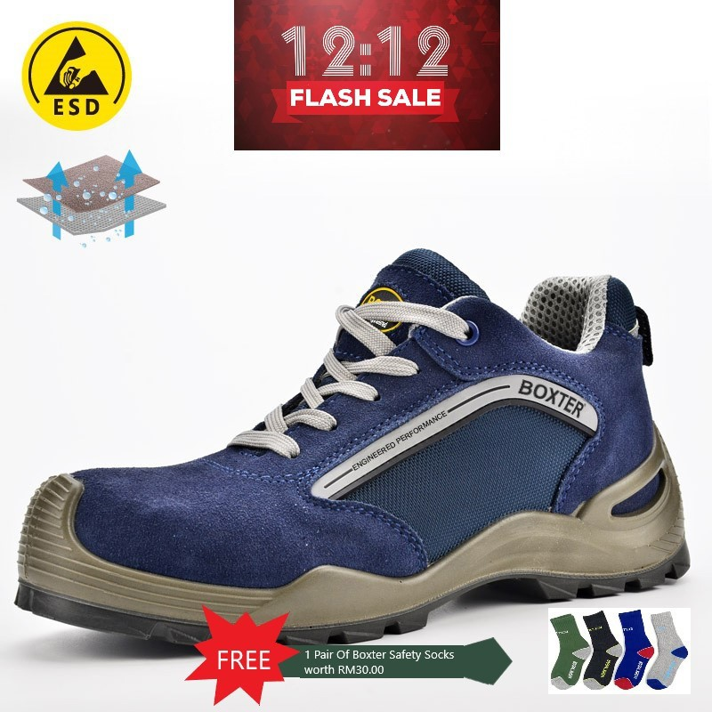 BOXTER master brand safety shoes e82712df36
