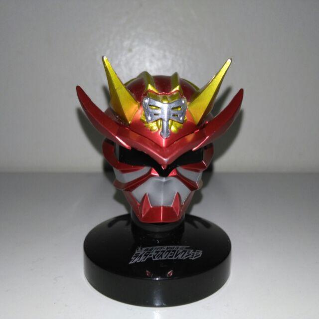 Kamen Rider Hibiki Armed Saber Rmc Head Figure Bandai Shopee Malaysia