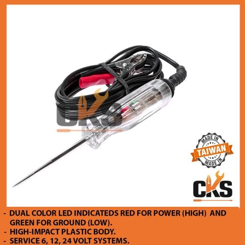 Test Light 6,12,24 Volt
