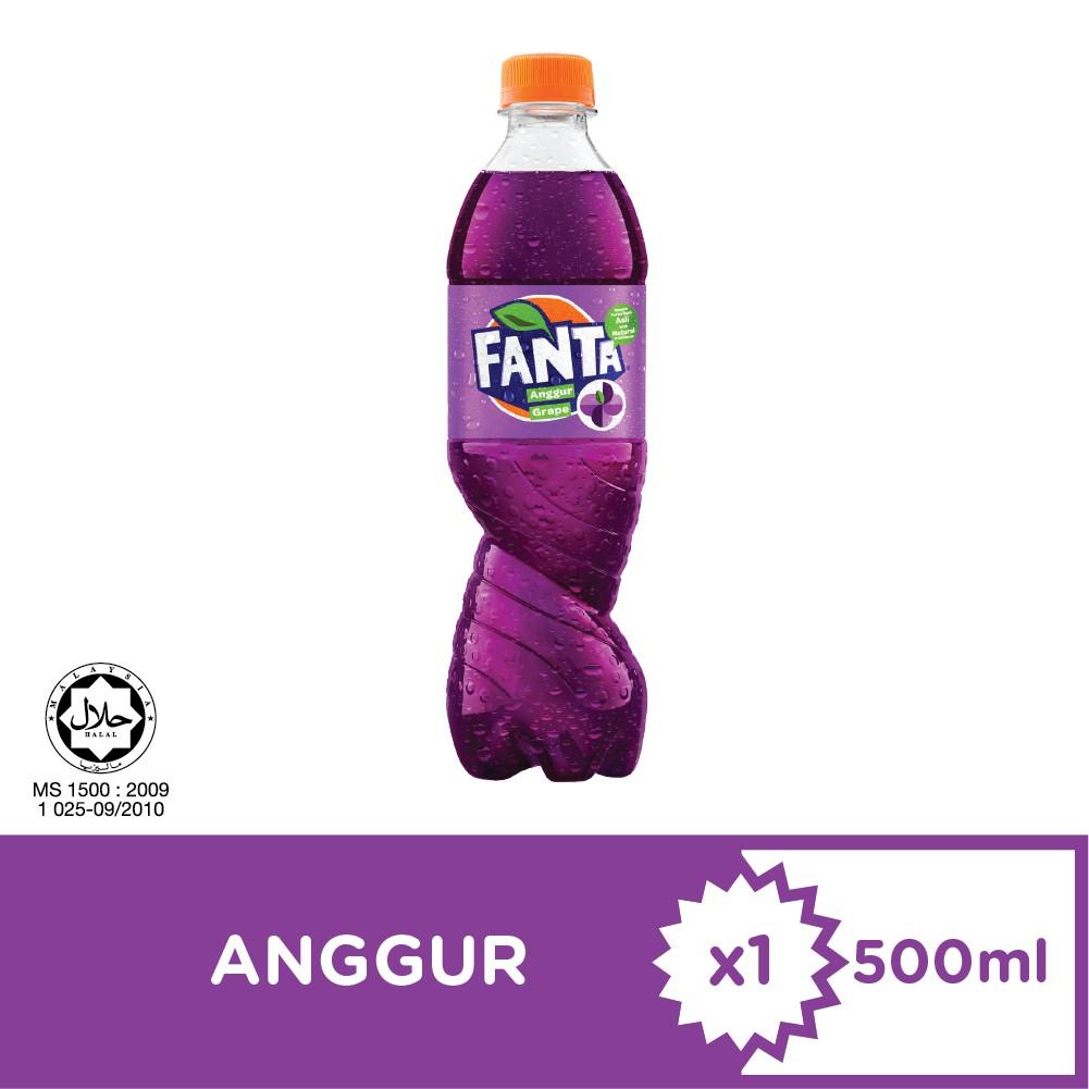 *FANTA ANGGUR 500ML*