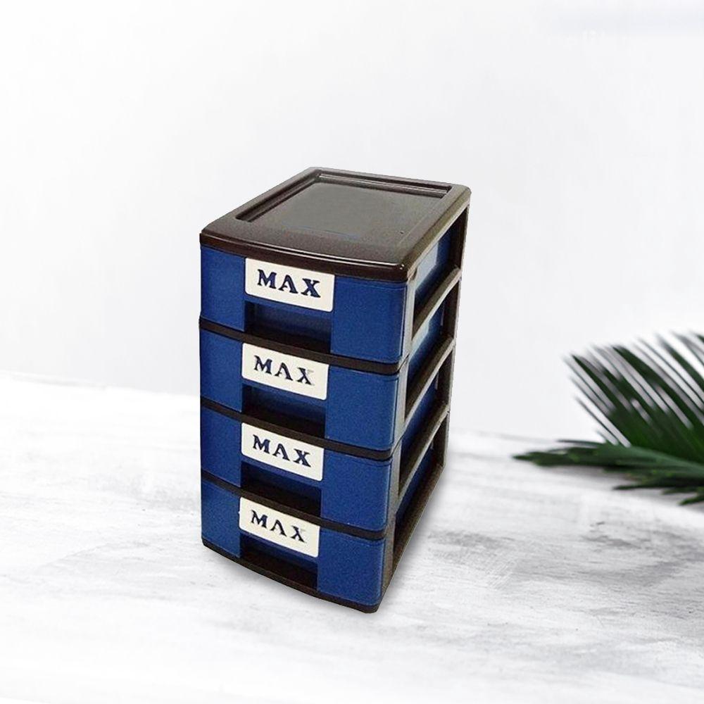 Tesco 4 Tier Mini Drawer Cosmetic, Plastic Drawer Cabinet Tesco