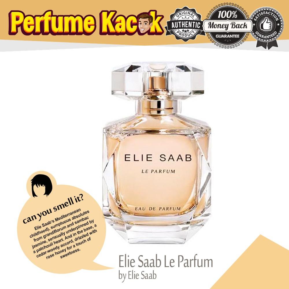 Elie Saab Le Parfum Travel Spray Shopee Malaysia