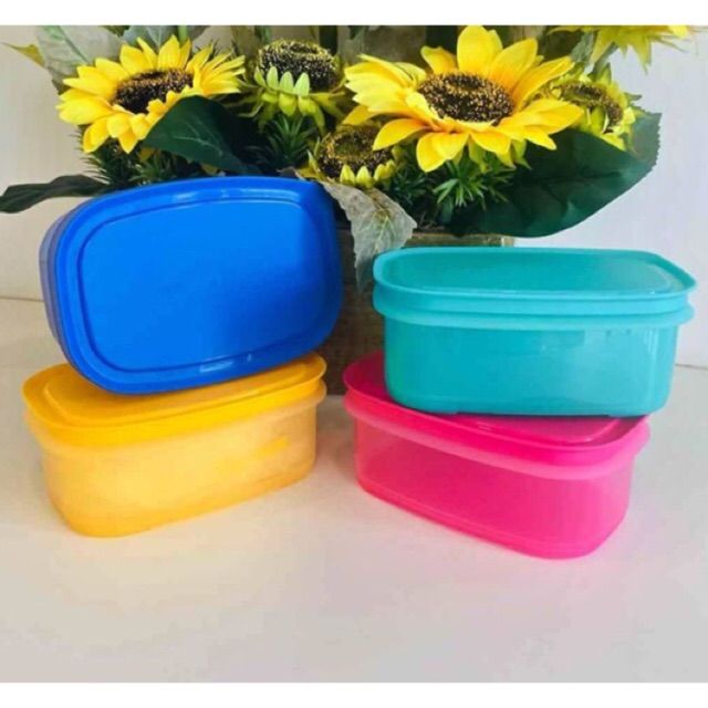 Tupperware Stack n Go Easy to Keep Lunch Box 640ml