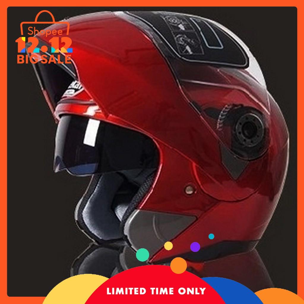 0b1da6bc LS2 FF324.21 Metro Firefly Flip Front Motorcycle Helmet & Visor | Shopee  Malaysia