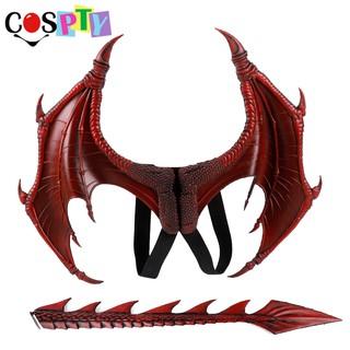 Cospty Festival New Design 3D Vivid Halloween Scarlxrd Party Horror