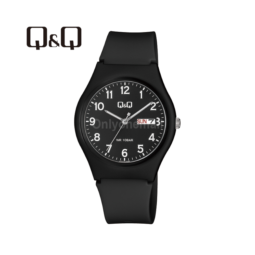 Q&Q A212J004Y 38mm Casual Analogue Watch
