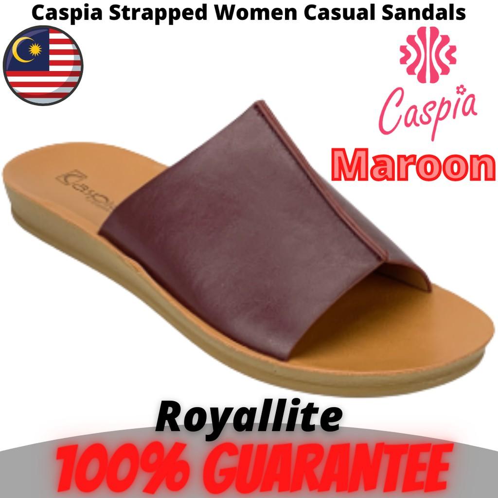 Caspia Ladies Comfort Casual Sandal CW-11