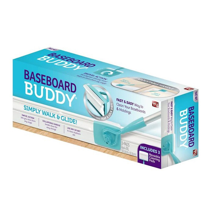READY STOCK BM] BERUS CAT NEW BASEBOARD BUDDY BASEBOARD BUDDY