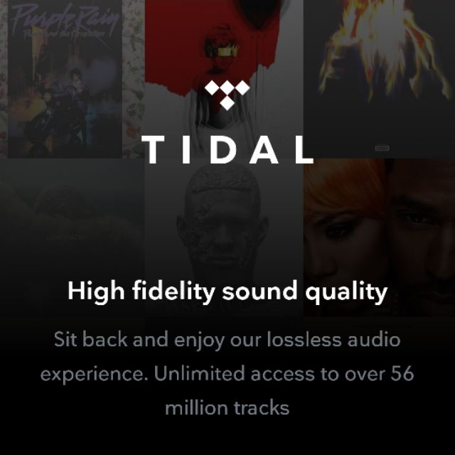 Tidal HiFi & Premium (PRIVATE)