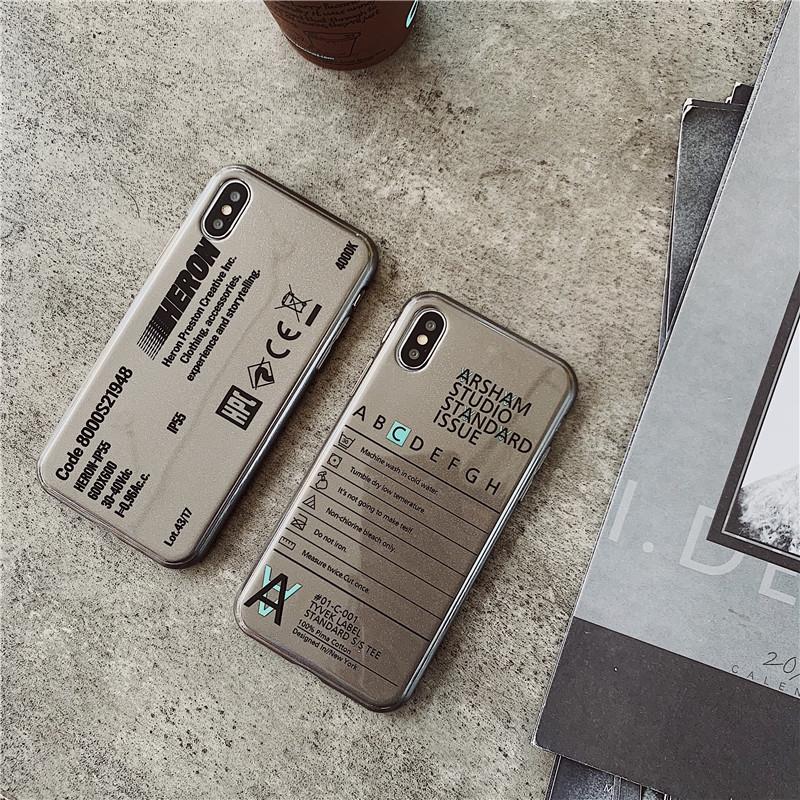 Heron Pattern iPhone 11 case