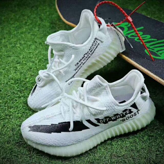 adidas off-white x yeezy boost 350 v2