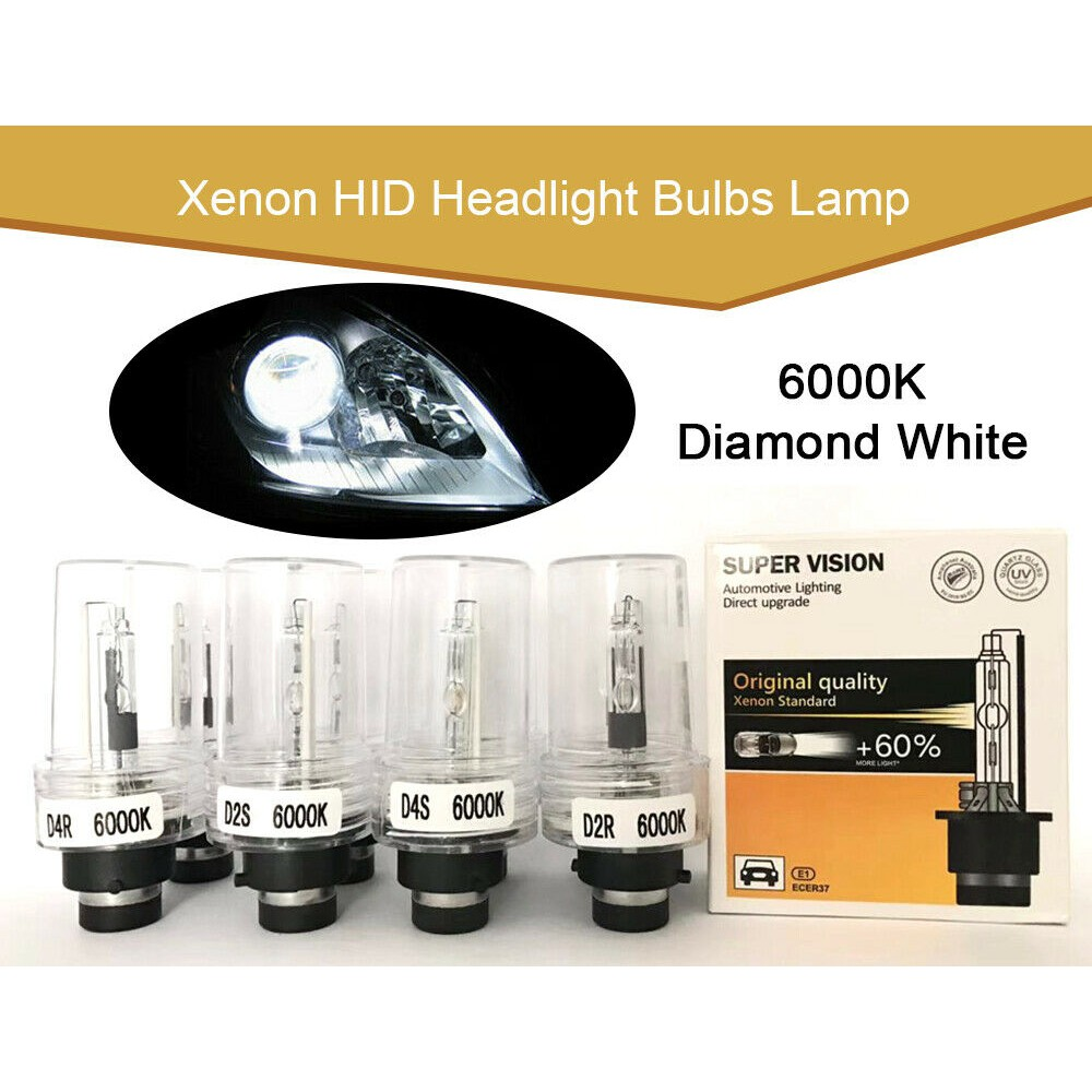 New D4S//D4R OEM HID Xenon Headlight Replacement For OSRAM Bulbs or Philips 2PCS
